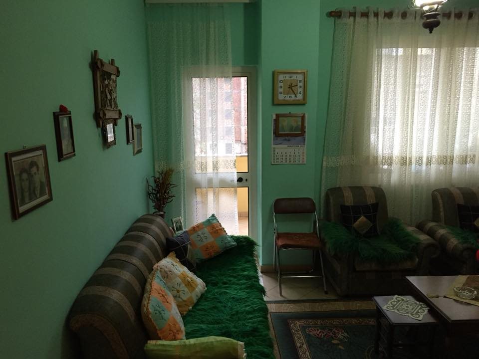 "Apartament ne rr. ""Mihal Grameno"",Tirane ."