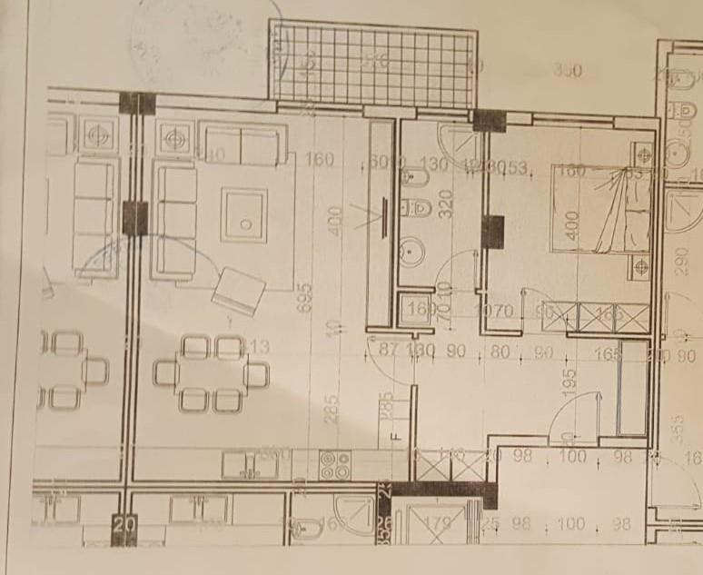 Shitet apartament 1+1 ne Vlore.