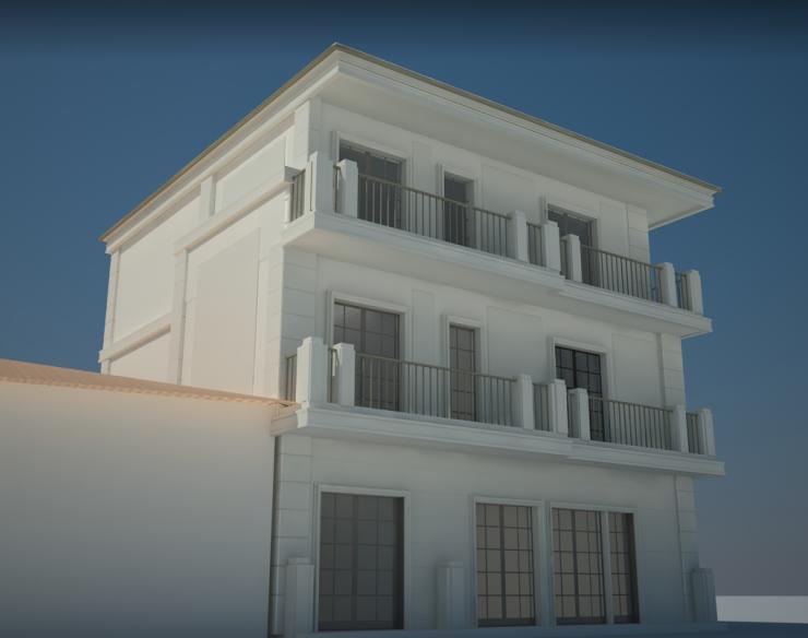 Jepet me qera ose shitet objekti prane Liceut Artistik Jordan Misja, Tirane